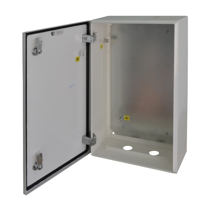 шкафы электрические со степенью защитыip 54 пустые с монтажной панелью
